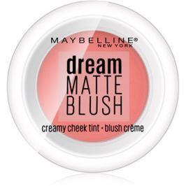 Maybelline Dream Matte Blush matt krémes arcpírositó árnyalat 30 Coy Coral 6 g