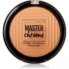 Maybelline Master Chrome élénkítő árnyalat 100 Molten Gold 8 g