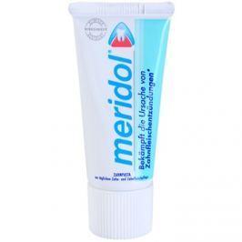 Meridol Dental Care fogkrém segíti az irritált fogíny regenerációját  20 ml