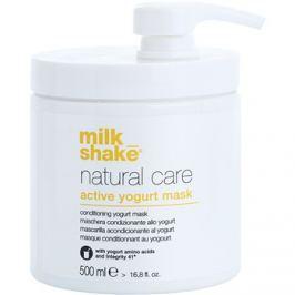 Milk Shake Natural Care Active Yogurt aktív maszk jogurttal hajra hajra  500 ml