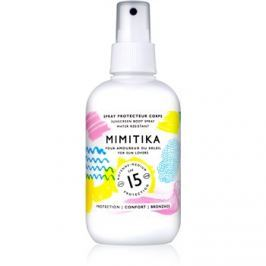 Mimitika Sun napozó spray SPF15  200 ml