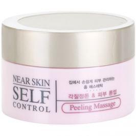 Missha Near Skin Self Control masszírozó peelinges krém az arcra  200 ml