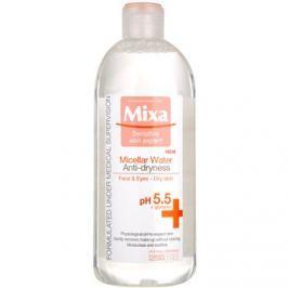MIXA Anti-Dryness micelláris víz a bőr kiszáradása ellen  400 ml