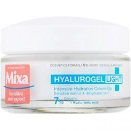 MIXA Hyalurogel Light hidratáló arckrém hialuronsavval  50 ml