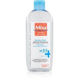 MIXA Optimal Tolerance micelláris víz az arcbőr megnyugtatására  400 ml