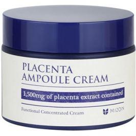 Mizon Placenta Ampoule Cream krém  az arcbőr regenerálására és megújítására  50 ml