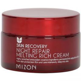 Mizon Skin Recovery éjszakai fiatalító krém az élénk bőrért  50 ml
