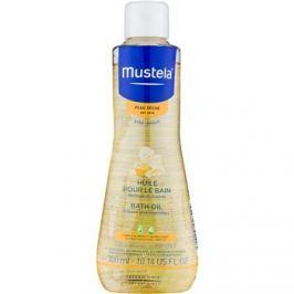 Mustela Bébé Dry Skin fürdőolaj  300 ml