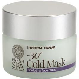 Natura Siberica Fresh Spa Imperial Caviar formázó arcmaszk öregedés ellen  50 ml