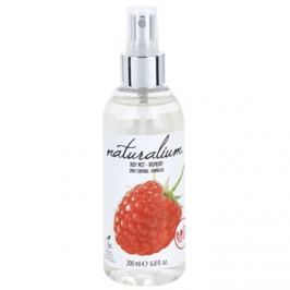 Naturalium Fruit Pleasure Raspberry frissítő test spray  200 ml