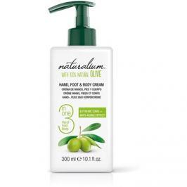 Naturalium Olive testápoló krém  300 ml