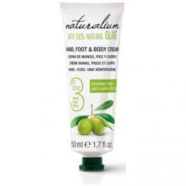 Naturalium Olive testápoló krém  50 ml