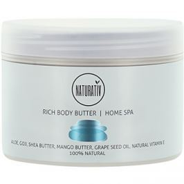 Naturativ Body Care Home Spa tápláló vaj a testre  250 ml