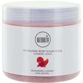 Naturativ Body Care Revitalising cukros peeling testre  500 ml