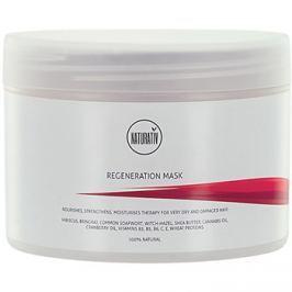 Naturativ Hair Care Regeneration maszk az erős és fénylő hajért  250 ml