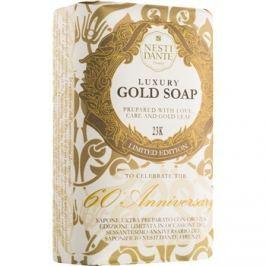 Nesti Dante 60th Anniversary Gold Leaf luxus szappan  250 g