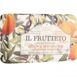 Nesti Dante Il Frutteto Olive and Tangerine természetes szappan  250 g