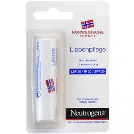 Neutrogena Lip Care ajakbalzsam SPF 20  4,8 g