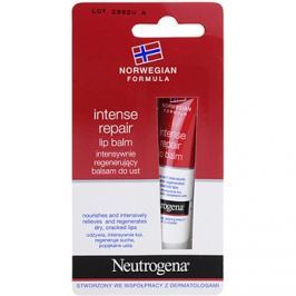 Neutrogena Norwegian Formula® Intense Repair regeneráló szájbalzsam  15 ml