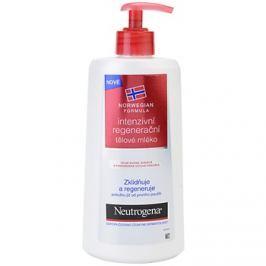 Neutrogena Norwegian Formula® Intense Repair intenzív regeneráló testápoló tej száraz és érzékeny bőrre  400 ml
