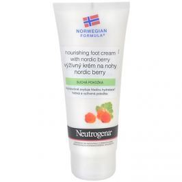 Neutrogena Norwegian Formula® Nordic Berry tápláló krém lábakra  100 ml