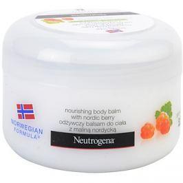 Neutrogena Norwegian Formula® Nordic Berry tápláló testbalzsam száraz bőrre  200 ml