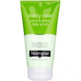 Neutrogena Visibly Clear Pore & Shine arcpeeling mindennapi használatra  150 ml