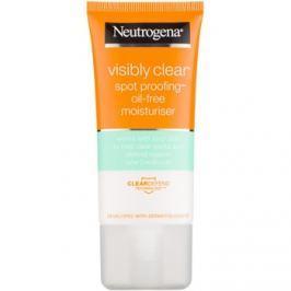 Neutrogena Visibly Clear Spot Proofing könnyű és gyorsan felszívódó hidratáló krém  50 ml