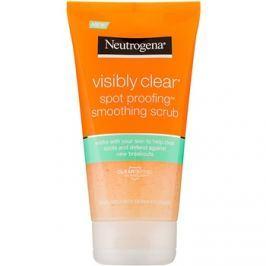 Neutrogena Visibly Clear Spot Proofing bőrkisimító arcpeeling  150 ml