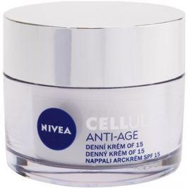 Nivea Cellular Anti-Age nappali fiatalító krém SPF 15  50 ml