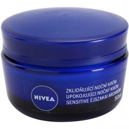 Nivea Face nyugtató éjszakai krém az érzékeny arcbőrre  50 ml