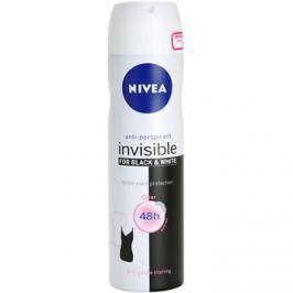 Nivea Invisible Black & White Clear antiperspirant spray -ben  150 ml