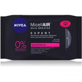 Nivea MicellAir Expert festéklemosó micelláris kendőcskék  20 db