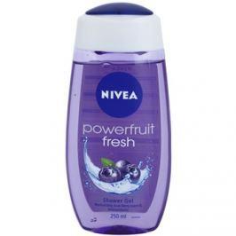 Nivea Powerfruit Fresh tusfürdő gél  250 ml