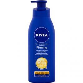 Nivea Q10 Plus feszesítő testápoló tej száraz bőrre  400 ml