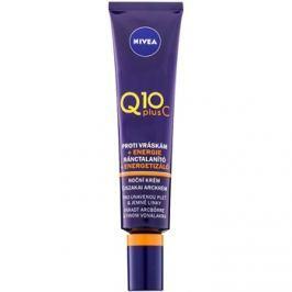 Nivea Q10 Plus C energetizáló krém a ráncok ellen  40 ml