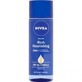 Nivea Rich Nourishing tápláló testolaj  200 ml