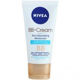 Nivea Skin Care BB krém a problémás bőrre árnyalat Light  50 ml