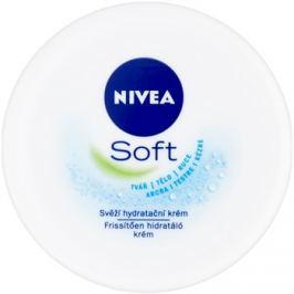 Nivea Soft frissítő hidratáló krém  300 ml