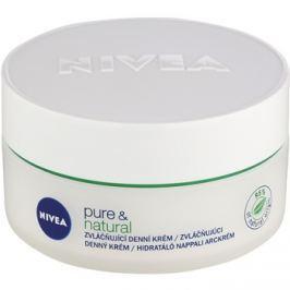 Nivea Visage Pure & Natural hidratáló nappali krém normál és kombinált bőrre  50 ml
