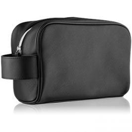 Notino Basic nagyméretű férfi kozmetikai táska  fekete (23,5 × 14,5 × 9 cm)