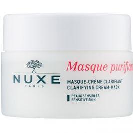 Nuxe Cleansers and Make-up Removers tisztító maszk az érzékeny arcbőrre  50 ml