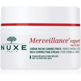 Nuxe Merveillance ránctalanító krém száraz és nagyon száraz bőrre  50 ml
