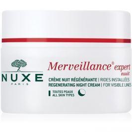 Nuxe Merveillance regeneráló éjszakai krém minden bőrtípusra  50 ml