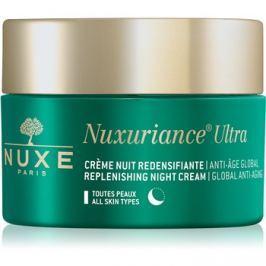 Nuxe Nuxuriance Ultra éjszakai tápláló és bőrfiatalító krém minden bőrtípusra  50 ml
