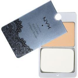 NYX Professional Makeup Black Label kompakt púder árnyalat 14 Medium Beige 13 g