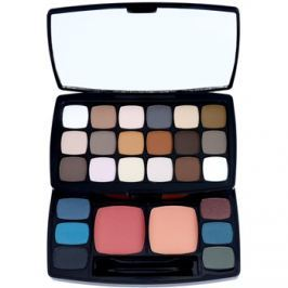 NYX Professional Makeup Bohéme Chic multifunkciós arc paletta  36,4 g