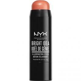 NYX Professional Makeup Bright Idea élénkítő ceruzában árnyalat 02 Coralicious 6 g