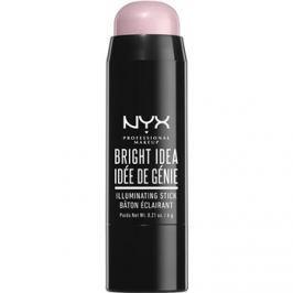 NYX Professional Makeup Bright Idea élénkítő ceruzában árnyalat Lavender Lust 06 6 g