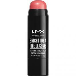 NYX Professional Makeup Bright Idea élénkítő ceruzában árnyalat 04 Rose Petal Pop 6 g